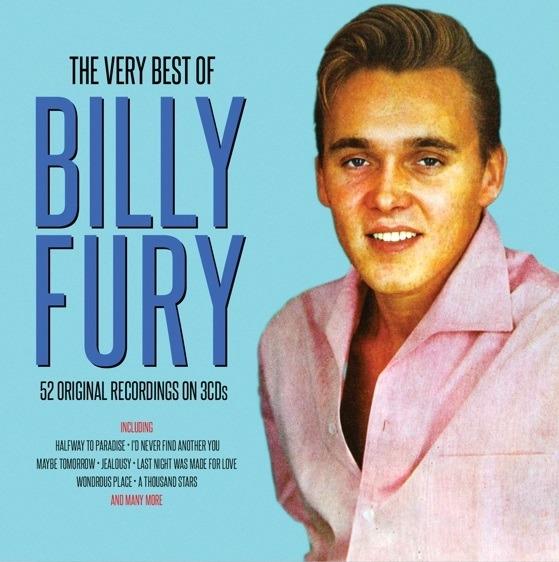 CD FURY, BILLY - VERY BEST OF