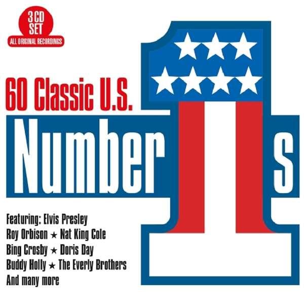 CD V/A - 60 CLASSIC U.S. NUMBER 1'S