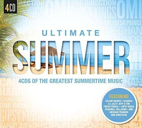 CD V/A - Ultimate... Summer