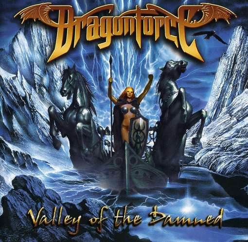 DragonForce - CD VALLEY OF THE DAMNED