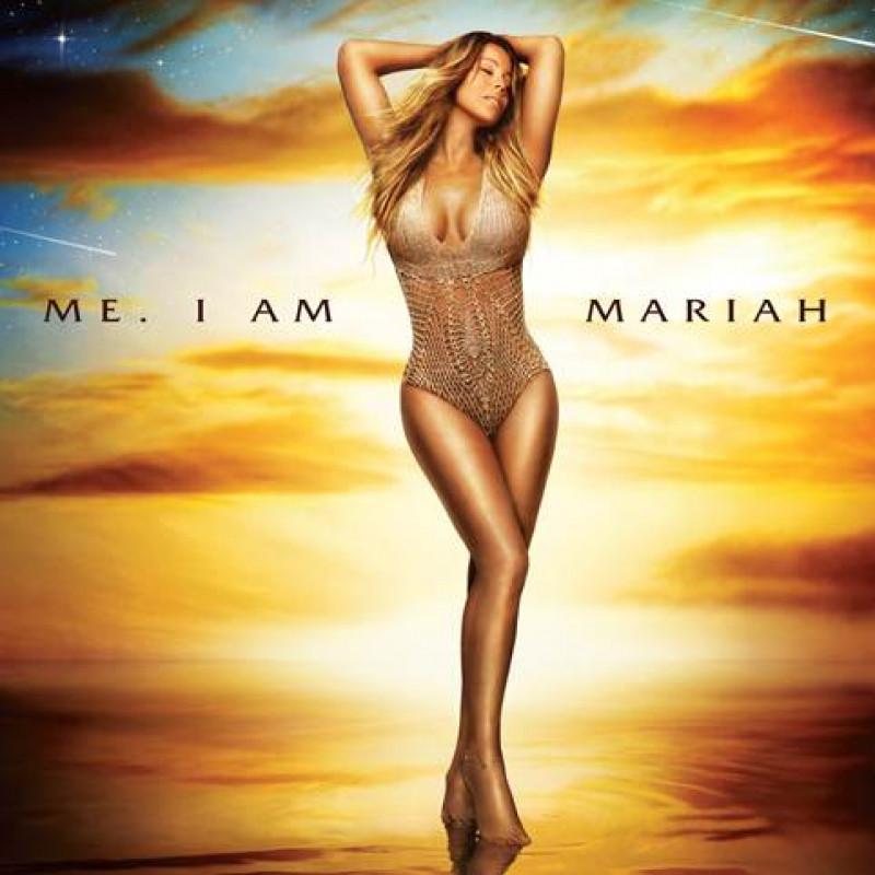 Mariah Carey - CD ME. I AM MARIAH