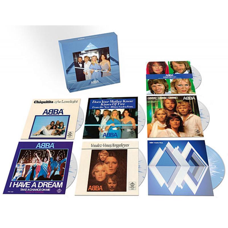 ABBA - Vinyl VOULEZ VOUS/7SINGL.BOX LTD