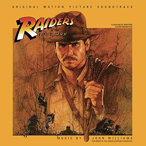 Vinyl WILLIAMS JOHN - RAIDERS OF THE LOST ARK