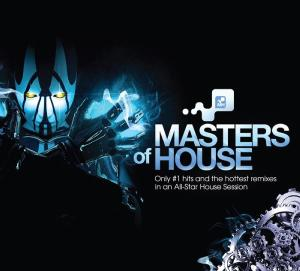 CD V/A - MASTERS OF HOUSE