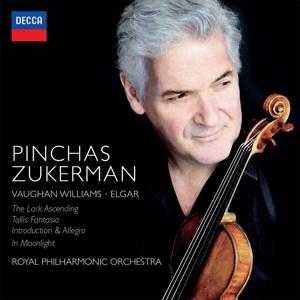 CD ZUKERMAN PINCHAS - LARK ASCENDING/SERENADE