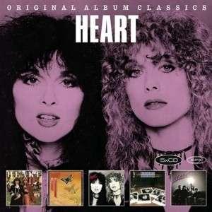 Heart - CD Original Album Classics