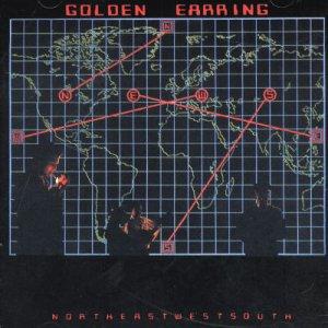 CD GOLDEN EARRING - N.E.W.S