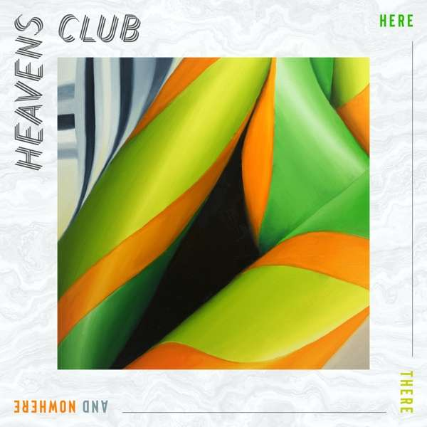 CD HEAVEN'S CLUB - HERE THERE AND NOWHERE
