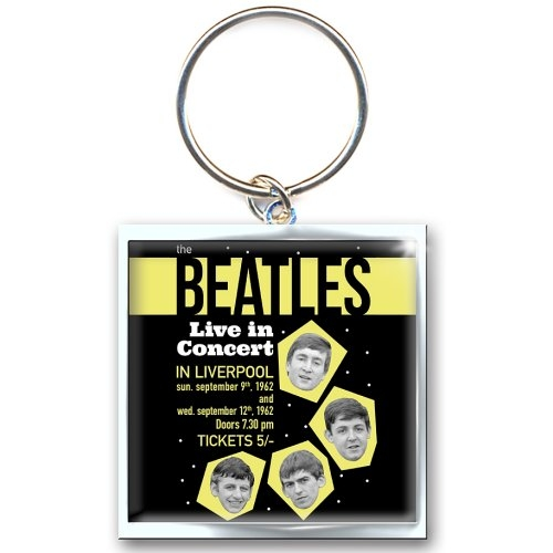 The Beatles - Kľúčenka 1962 Live in Concert