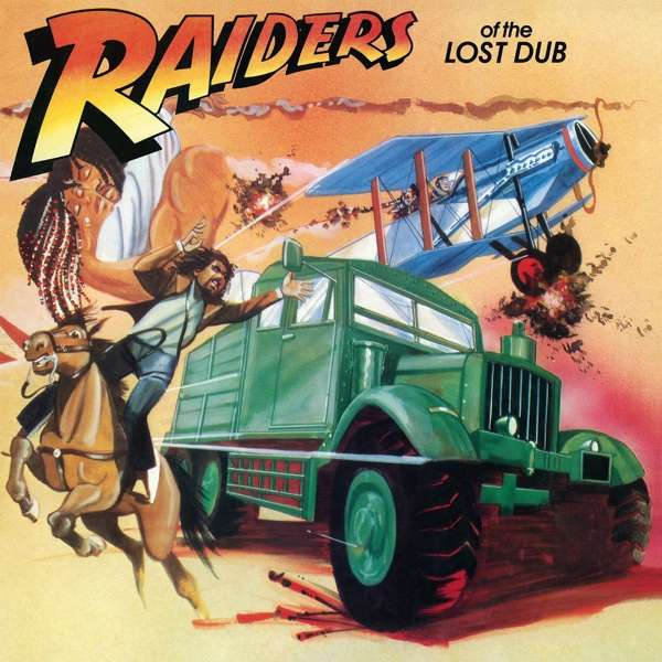 Vinyl V/A - RAIDERS OF THE LOST DUB