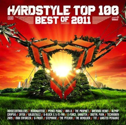 CD V/A - HARDSTYLE TOP 100 - BEST OF 2011