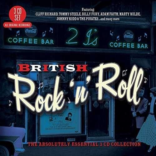 CD V/A - BRITISH ROCK 'N' ROLL