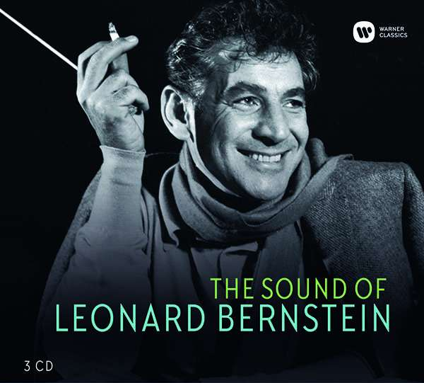 Various - CD THE SOUND OF BERNSTEIN (THE COMPOSER)