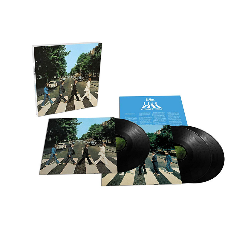 The Beatles - Vinyl ABBEY ROAD/LIMITED EDITION