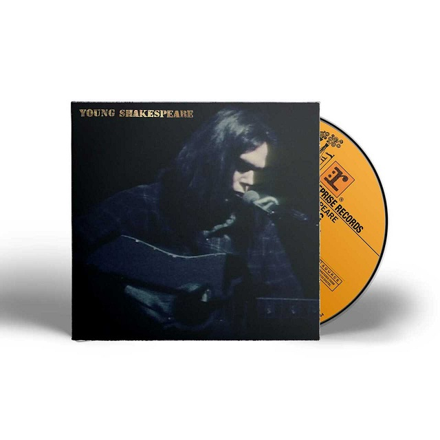 CD YOUNG, NEIL - YOUNG SHAKESPEARE