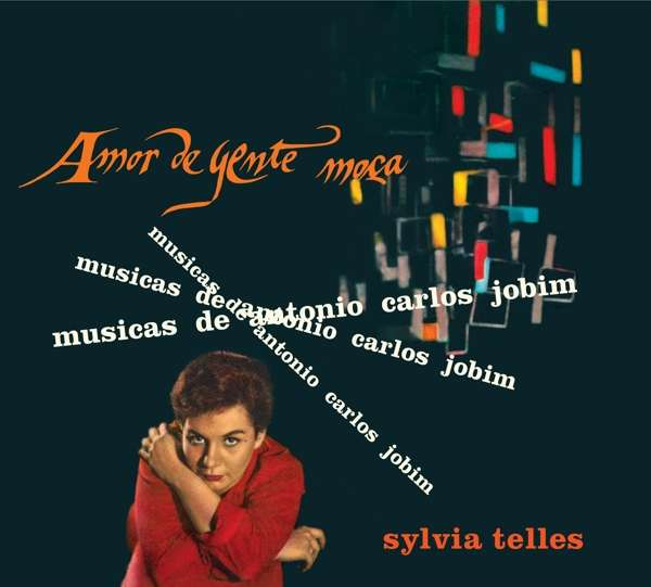 CD TELLES, SYLVIA - AMOR DE GENTE MOCA/CANTA PARA GENTE MOCA/AMOR EM HI-FI