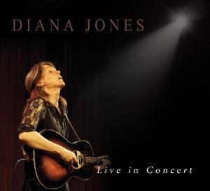 CD JONES, DIANA - LIVE IN CONCERT