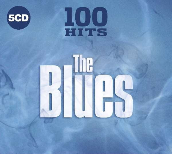 CD V/A - 100 HITS - THE BLUES