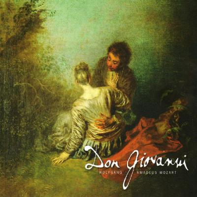CD MOZART, W.A. - DON GIOVANNI -2-