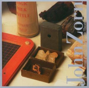 CD ZORN, JOHN - SONGS FROM THE HERMETIC T