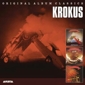 CD KROKUS - Original Album Classics