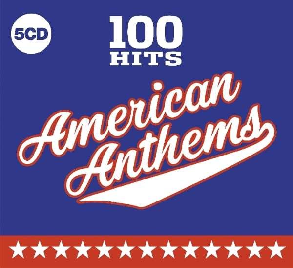 CD V/A - 100 HITS - AMERICAN ANTHEMS
