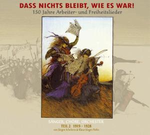 CD V/A - DASS NICHTS BLEIBT WIE ES WAR! 2