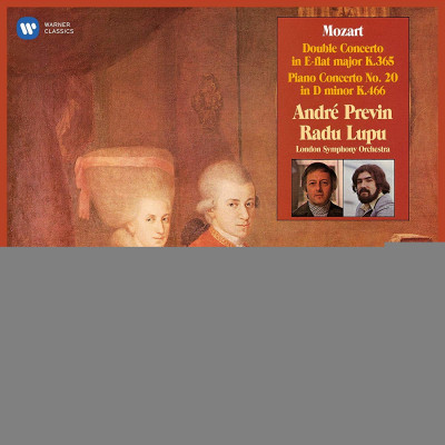 CD MOZART, W.A. - CONCERTO FOR TWO PIANOS