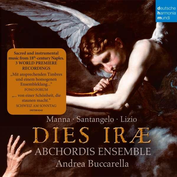 CD Abchordis Ensemble - Dies Irae - Sacred & Instrumental Italian Music From the 18th Century