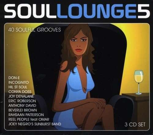 CD V/A - SOUL LOUNGE 13