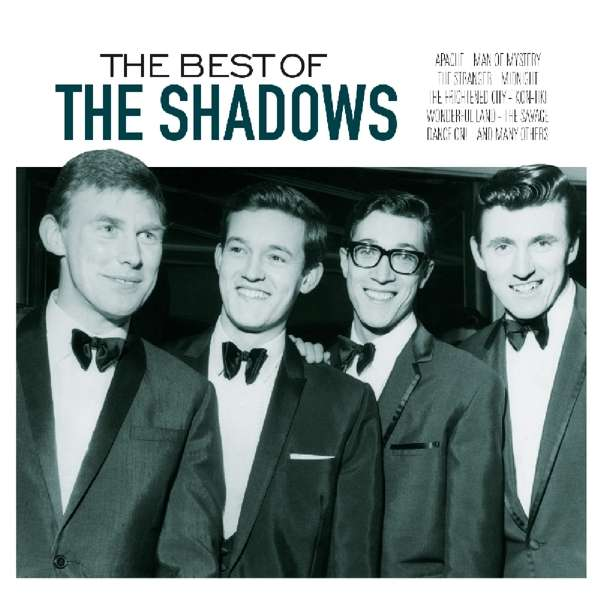 CD SHADOWS - BEST OF