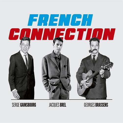CD V/A - FRENCH CONNECTION