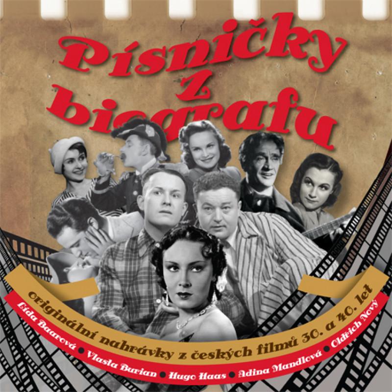 CD RUZNI/POP NATIONAL - PISNICKY Z BIOGRAFU