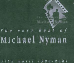 CD NYMAN MICHAEL - FILM MUSIC 19802001