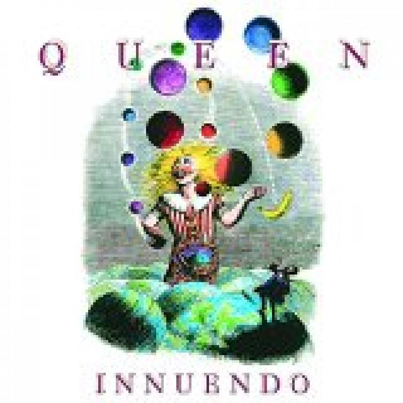 Queen - Vinyl INNUENDO