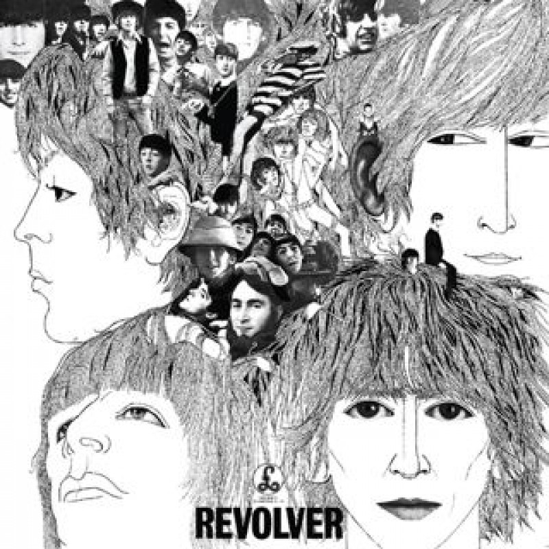 The Beatles - CD REVOLVER/R.