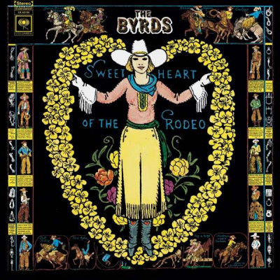 Vinyl BYRDS - Sweetheart of the Rodeo