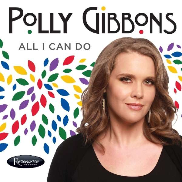 CD GIBBONS, POLLY - ALL I CAN DO
