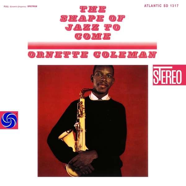 Vinyl COLEMAN, ORNETTE - SHAPE OF JAZZ TO COME