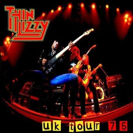 THIN LIZZY - CD UK TOUR '75