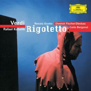 CD KUBELIK/C&O TEATRO SCALA - RIGOLETTO
