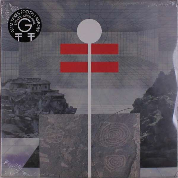 Vinyl GUM TAKES TOOTH - ARROW
