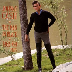 CD CASH, JOHNNY.=V/A= - MAN IN BLACK