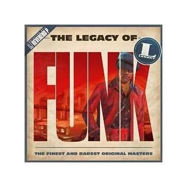 CD V/A - The Legacy of Funk