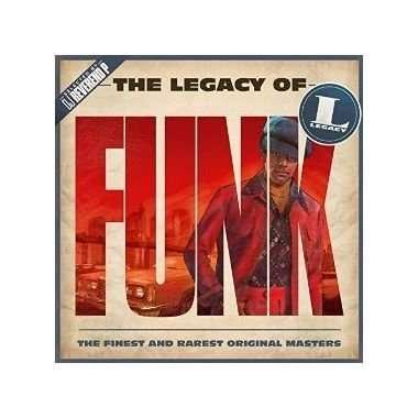 CD V/A - Legacy of Funk