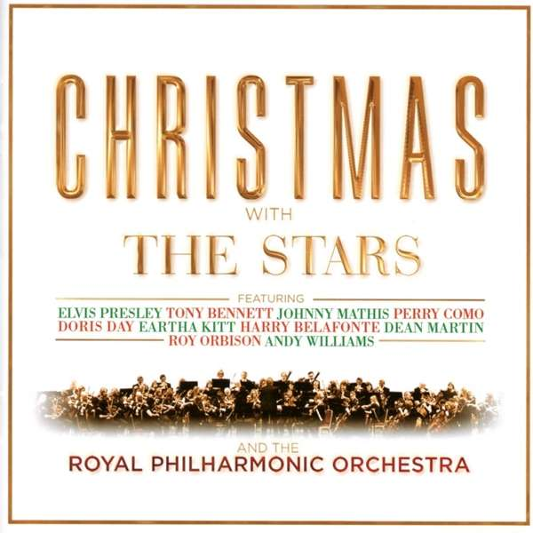 CD V/A - Christmas With The Stars & The