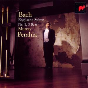 CD BACH, J.S. - Bach: English Suites Nos. 1, 3