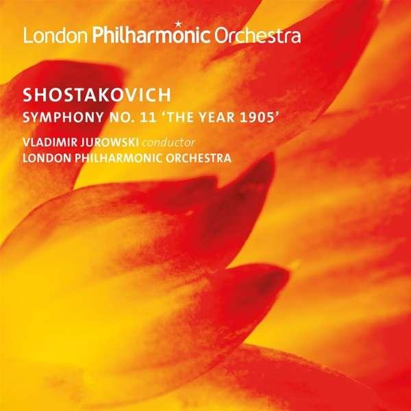 CD LONDON PHILHARMONIC ORCHE - SHOSTAKOVICH: SYMPHONY NO.11
