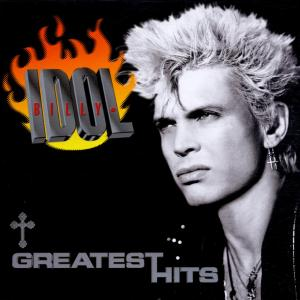 Billy Idol - CD GREATEST HITS