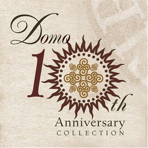 CD V/A - DOMO 10TH ANNIVERSARY COLLECTION
